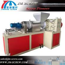 wet pe pp plastic film dewatering squeezing dryer machine