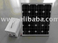 Solar Power Generating System for Home