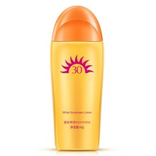 Private Label Best Whitening Sunscreen Lotion SPF50