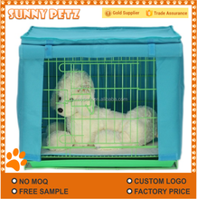 Windproof Dogs Cats Cage Dust Free Anti Mosquito Hoods Cages For Small Dogs Cats