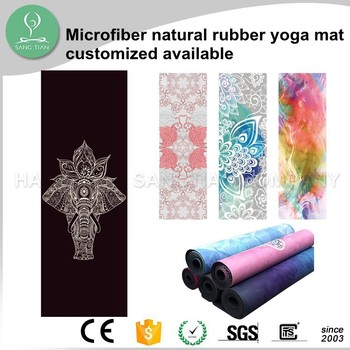 Personalized design dropshipping yoga mat private label hot sale on Amazon
