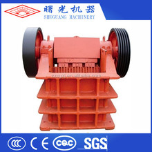 Long lifetime good and durable stone jaw crusher pe series