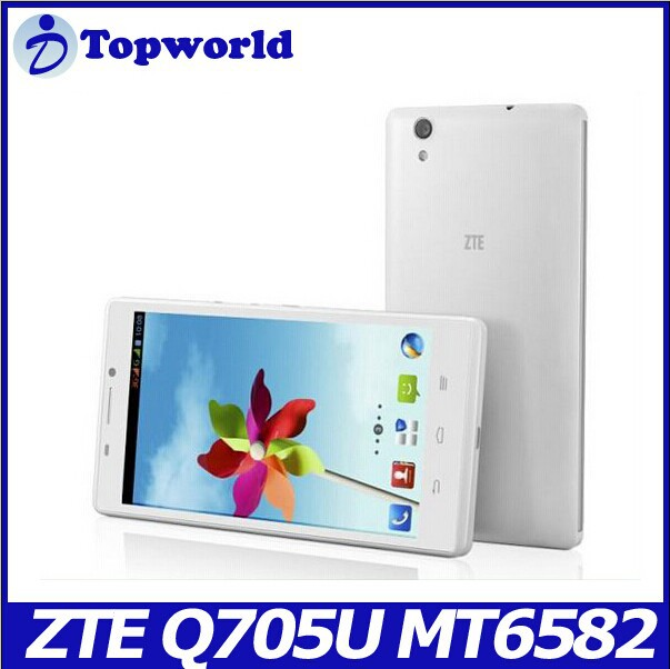 "Hot selling 5.7"" Smart phone ZTE Q705U"