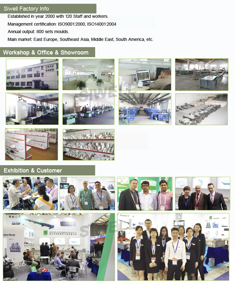 Waste water cleaning PE bio filter media mould