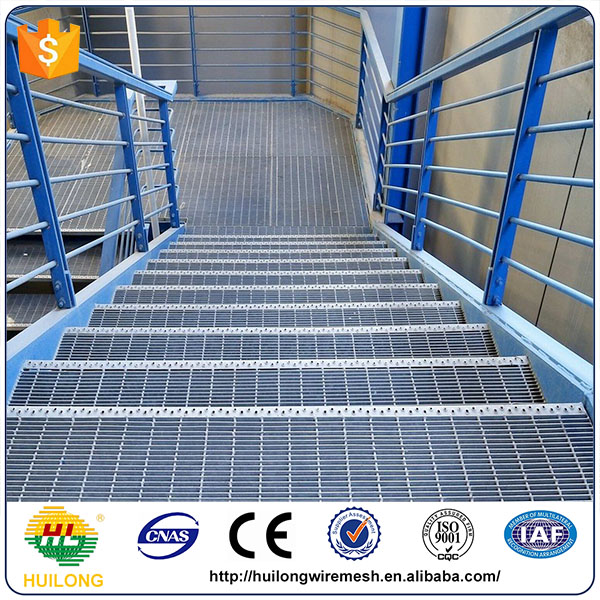 Q235 galvanized sheet welded steel bar grating in metal building <strong>materials</strong>