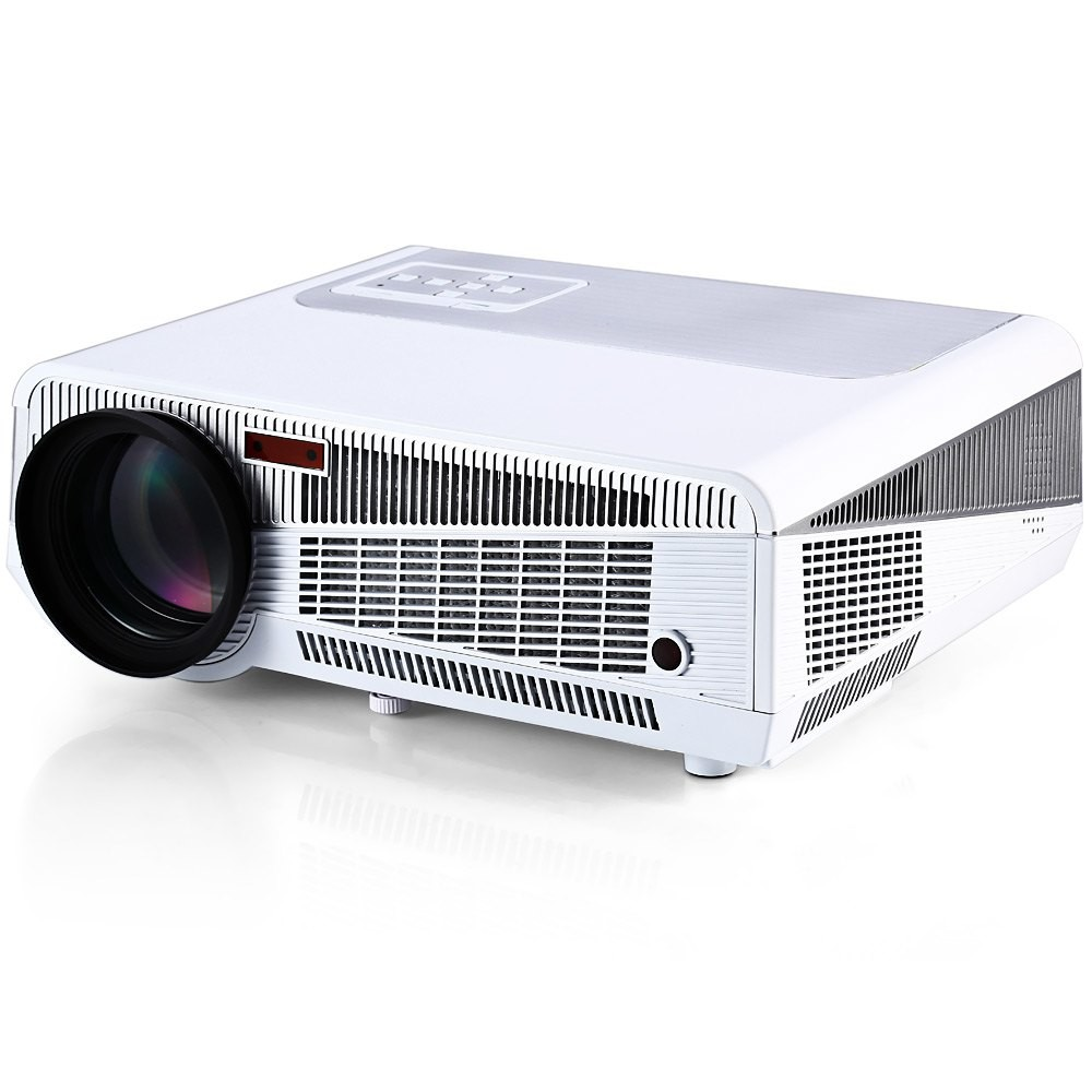 LED86+ 3600 Lumens 1280x800 HD Home Theater Android 4.4 WiFi Projector