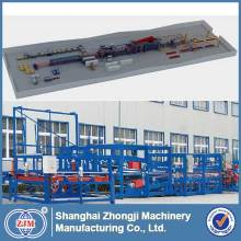 2016 automatic Mineral wool Sandwich Panel making machinery | CE,5-7 m/min, 60 kw, SP-9