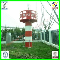 Anti-typhoon Marine Light House with IALA certificate on EXPO exibition