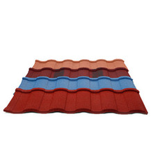 colorful sand waterproof roofing Classical tile