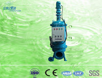 80 micron rating Automatic backwash stainless steel cartridge filter system