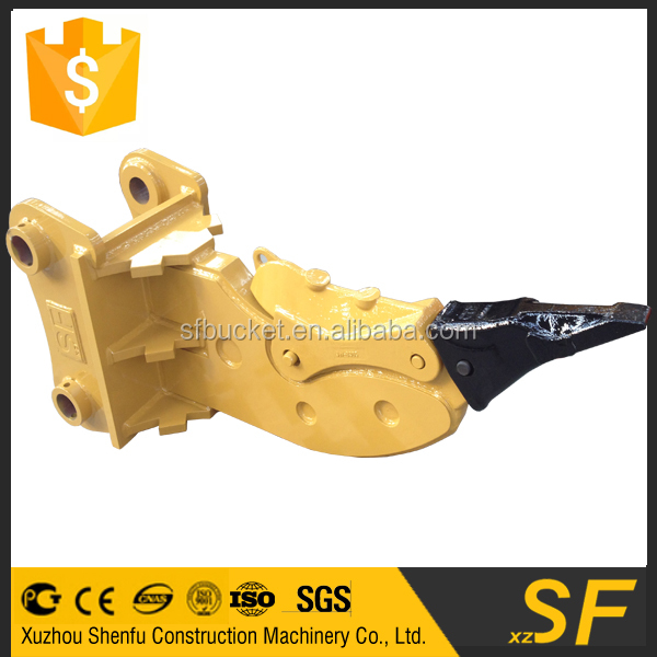China distributer SF excavator ripper, single tip ripper tooth for sale