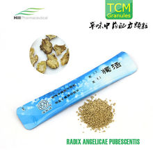 Traditional Chinese Medicine Radix Angelicae Pubescentis granules