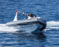 Liya 3.3-5.8m pvc rib boat rubber dinghy for sale