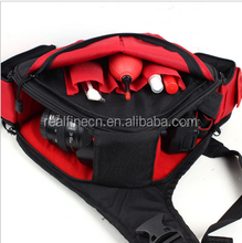 Black Diagonal DSLR SLR Digital Camera Bag Carry Case