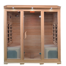 Cheapest clearlight infrared corner sauna heater for sale