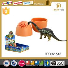 Interesting 3D dinosaurs puzzle in egg toys