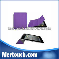 newest Super Thin Leather Smart Cover for Ipad 2 3 4 case