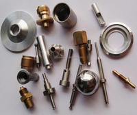 5 Axis Polished Anodised Aluminium CNC Parts for Electronic Cigarette