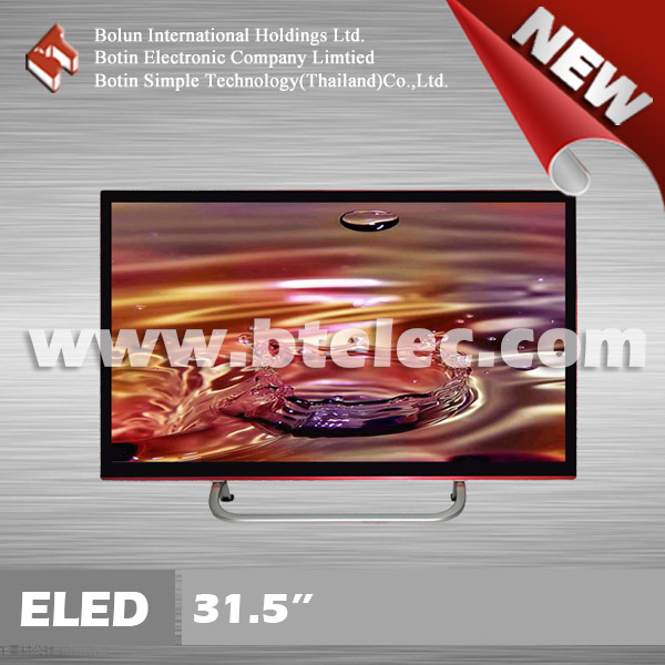 "OEM 2 Tone Color new 31.5"" LED TV"