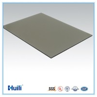"48"" x 96"" Policarbonato Compacto Panel 100% New Polycarbonate Material Co-extrude UV Coating"