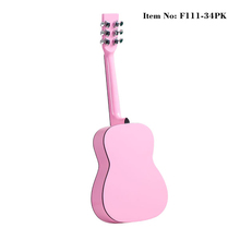 Specializd Factory Pink Color Resonator Guitar