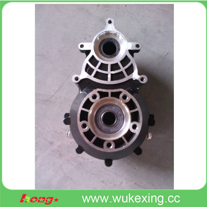 electric vehicle gearbox, electric rear axle gearbox