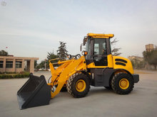 Farm tractor front end loader, tractor with front end loader and backhoe, ZL18F/backhoe tractor/tractor backhoe