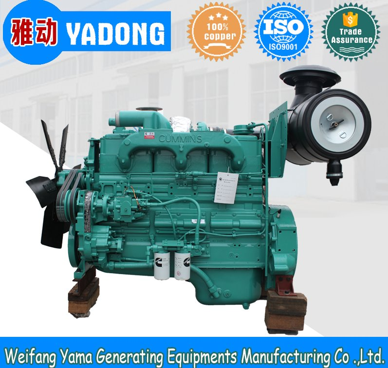 China weifang NTAA855-G7A 350kw diesel the engine for generator