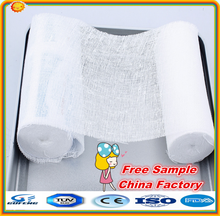 medical cotton gauze roll
