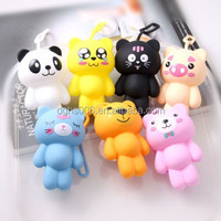 New Silicone Lovery bear Key Bag Silicone Wallet/Hot Selling bear Key Bag, Key Pouch,Key Wallet For Promoti
