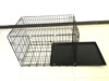 Wholesale Dog Cages Double Door Metal Dog Crate With Multiple Sizes