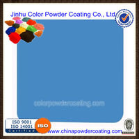 light blue powder paint/powder coating for industrial use