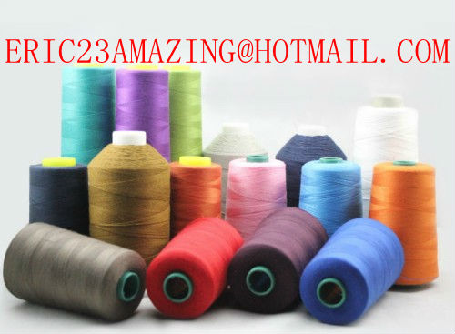 MADE IN CHINA FACTORY 40S/2 100% spun polyester sewing thread