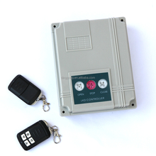 GSM opener for electric gate remote control wireless automatic door control panel