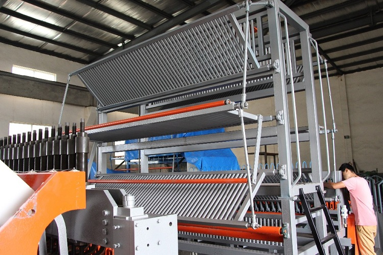 Reinforcing Wire Mesh Welding Machine
