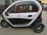 High Power Capacity of Climbing Eletric Tricycle with Passenger Seat used for Electric Car
