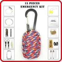paracord grenade survival kit, paracord grenade