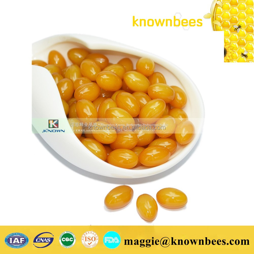 Fresh Royal Jelly make organic powder/capsule /tablet on sale