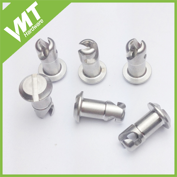 Aluminum Oval Head quarter turn fasteners