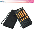BMS0398 Beauty 6 PCS Make Up Tools In Canvas Bag CosmeticTool