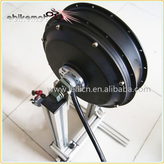 High Power 120km H 26 Electric Bike Bldc Hub Motor 5000w