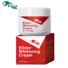 Elinor branded private label natural skin bleaching cream