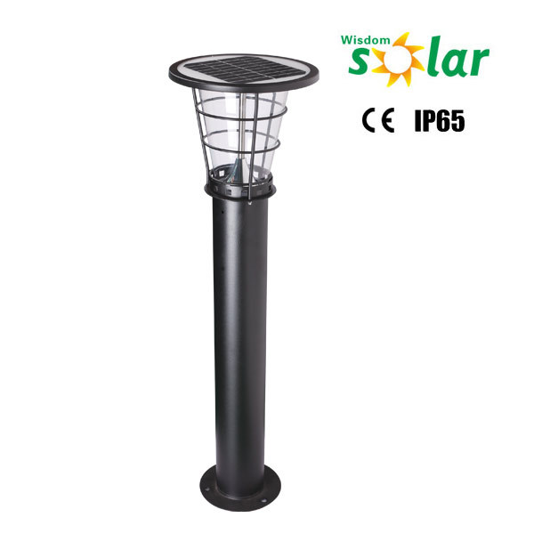 New Hot 3W Bright All In One Solar Meadow Lighting Outdoor Solar Garden Light