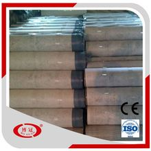 self adhesive modified bituminous waterproof membrane
