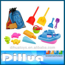 12 Pieces Kids Beach Toys Boat