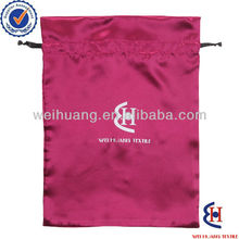 wholesale satin drawstring bags