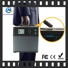 Good quality solar generator/lithium battery backup power system portable home power station with BMS