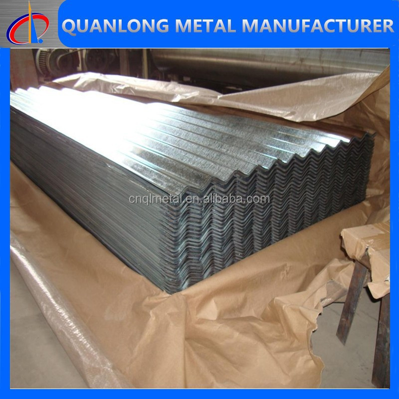 Low Cost Roofing Tiles/zinc Coated Roofing Sheets