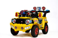 2016 New Style 2 Seaters 4 Wheels Baby Drive Fashion Toy Car Plastic Battery Electric Ride On Car Factory Wholesale