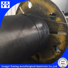 casi cored wires / calcium silicon cored wire production alloy